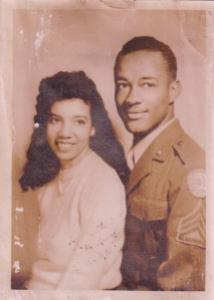 grandparents Hughes